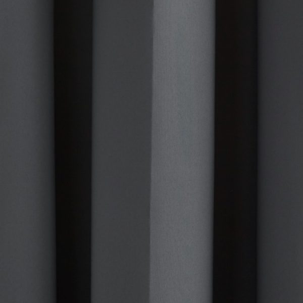 Grey Blackout Curtain